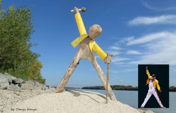 The Reincarnation of Driftwood by Tamas Kanya 3 • Wood & Organic