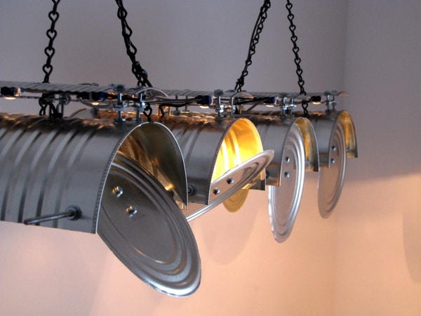 "Lamp ""Ican"" Hanging Light 9 • Lamps & Lights"