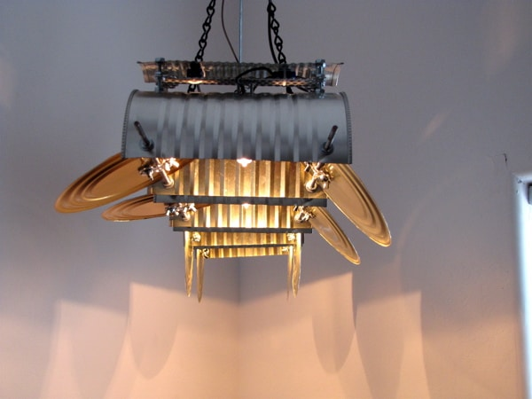 "Lamp ""Ican"" Hanging Light 7 • Lamps & Lights"