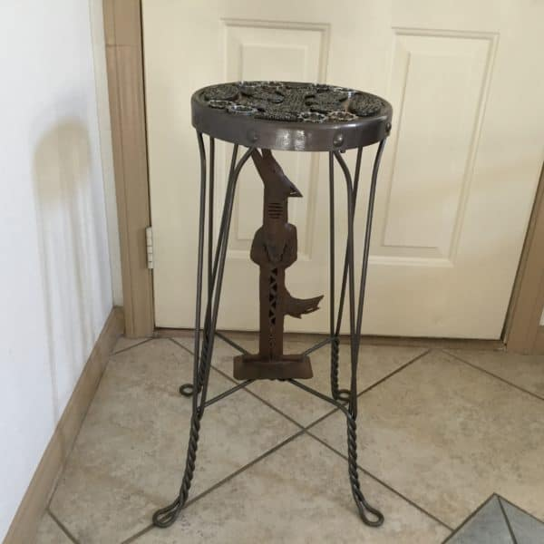 Upcycled Barstool 7 • Recycled Furniture