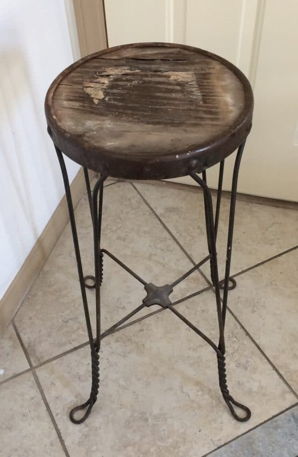 Upcycled Barstool 3 • Recycled Furniture