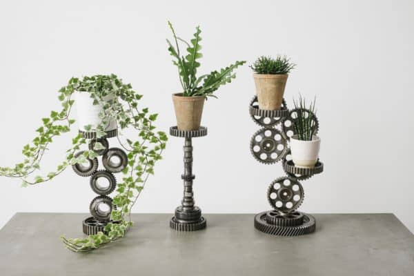 Our Upcycling Design REC.ON Re.newed Design 1 • Recycling Metal