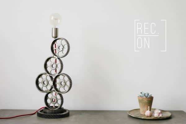 Our Upcycling Design REC.ON Re.newed Design 7 • Recycling Metal