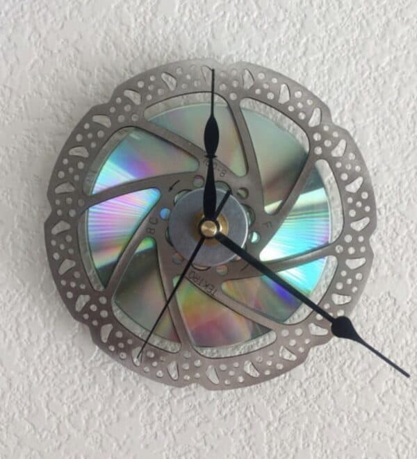 Upcycled Clocks Made From Just About Anything 9 • Home & décor