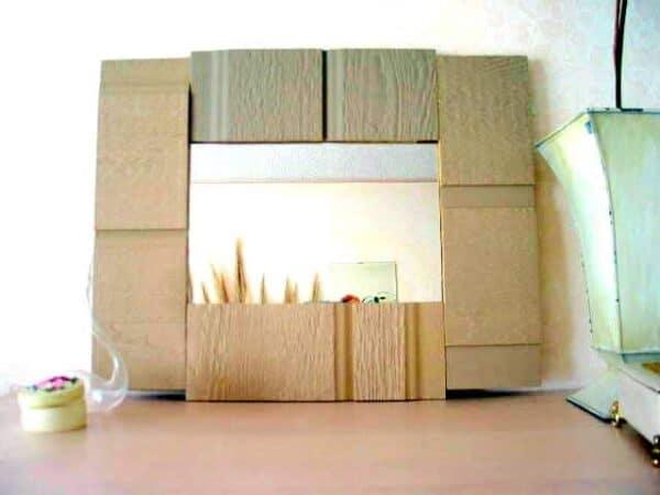 Floor Planks Mirrors 5 • Home Improvement