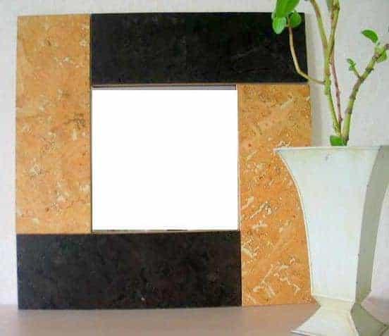 Floor Planks Mirrors 1 • Home Improvement