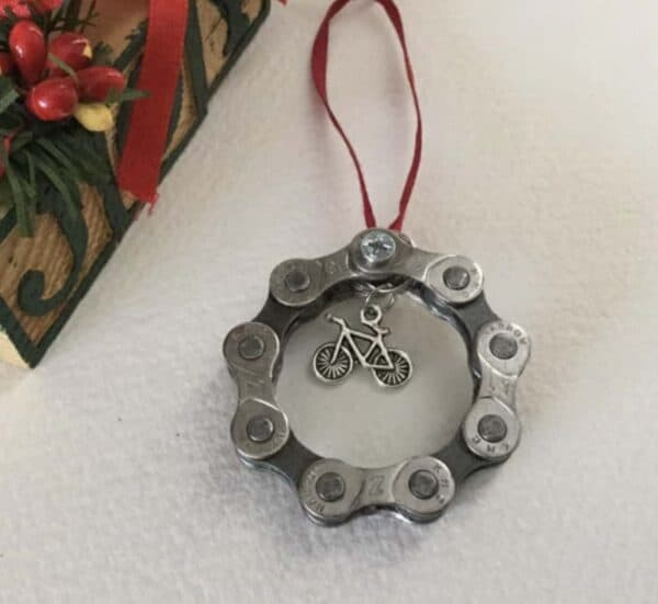 Bicycle Chain Is Not Just For Bikes 1 • Upcycled Bicycle Parts