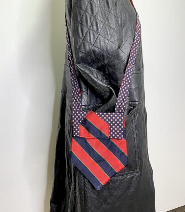 Displayable & Wearable Fashion: Bags From Neckties 15 • Accessories