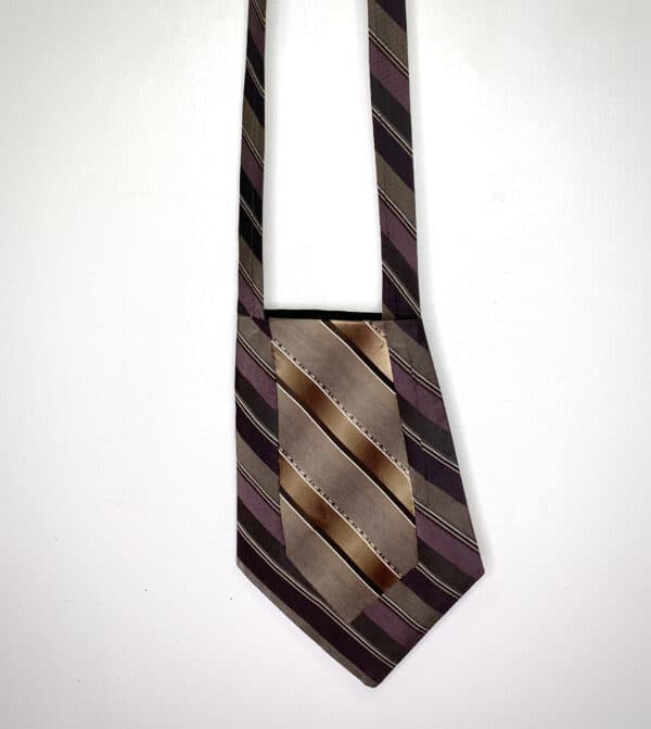 Displayable & Wearable Fashion: Bags From Neckties 9 • Accessories
