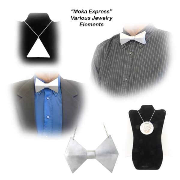 """Moka Express"" Jewelry Elements 5 • Accessories"