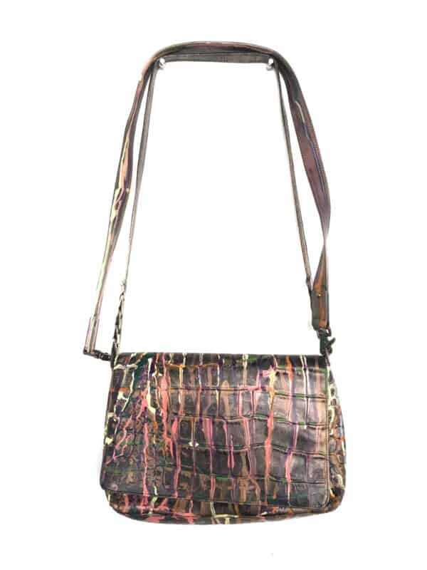 Painting on Secondhand Handbags 19 • Accessories