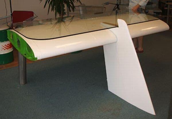 Airplane Wing Desktop 3 • Mechanic & Friends