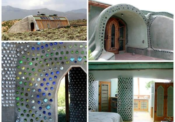 Crazy Cool and Ingenius Earthships