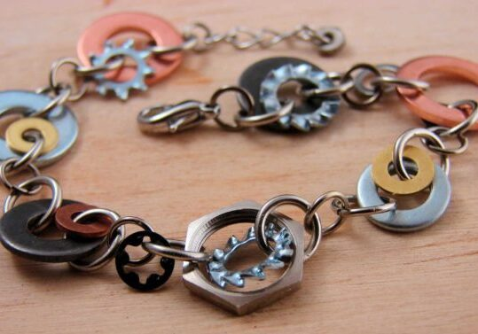 Large-and-small-mixed-washer-bracelet-4a
