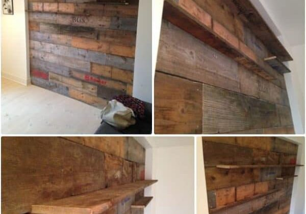 Pallets-wall-decoration