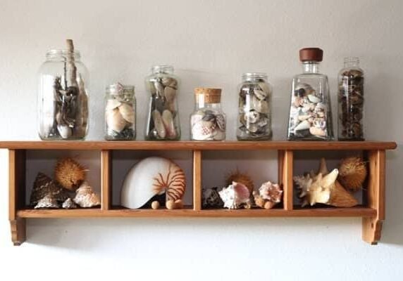 Recycled-Craft-Home-Decor-Glass-Jar-Collection-Knick-Knack-Trashy-Crafter