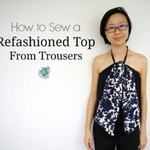 RefashionedTopTrousers