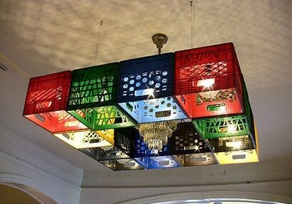 milk-crates-chandelier