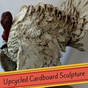 recyclart.org-amazing-recycled-cardboard-turkey-sculpture-01