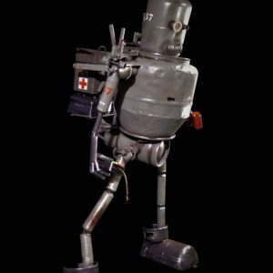 recyclart.org-cement-mixer-becomes-upcycled-clanker-robot-sculpture-06