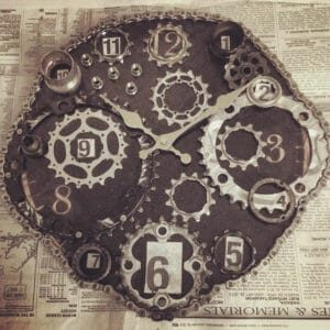 Bike-Enthusiast-Clock5b