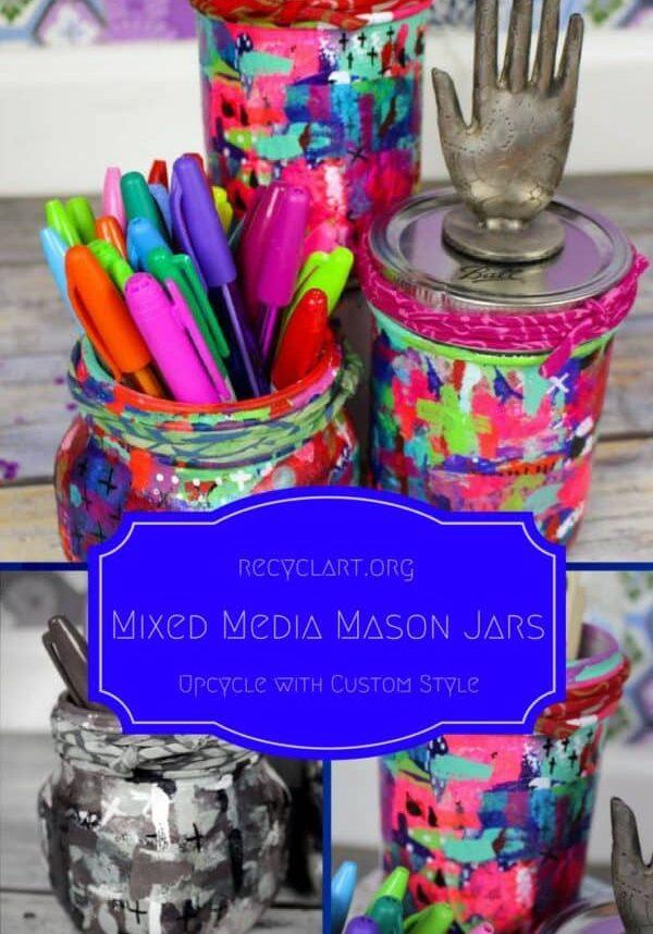 recyclart.org-diy-tutorial-mixed-media-upcycled-mason-jars-04