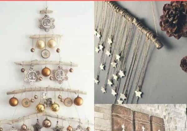 recyclart.org-easy-christmas-wall-art-ideas-using-natural-materials