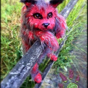 recyclart.org-fantasy-wolf-pup-made-from-recycled-clothing1