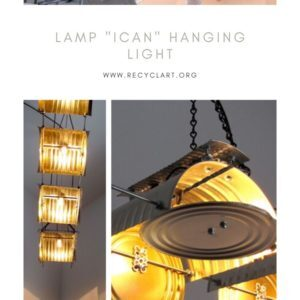 Lamp Ican Hanging Light