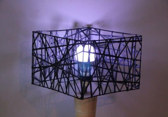 recyclart.org-lampshades-of-recycled-rubber