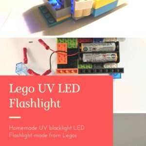 Lego-flashlight