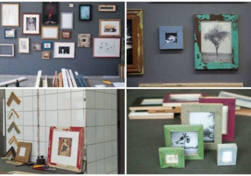 Picture Frames Made From Recycled Materials 1