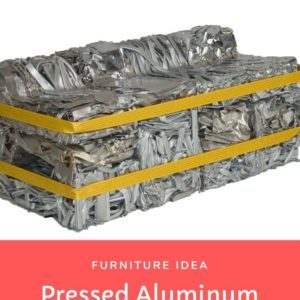 Pressed Aluminum Furniture