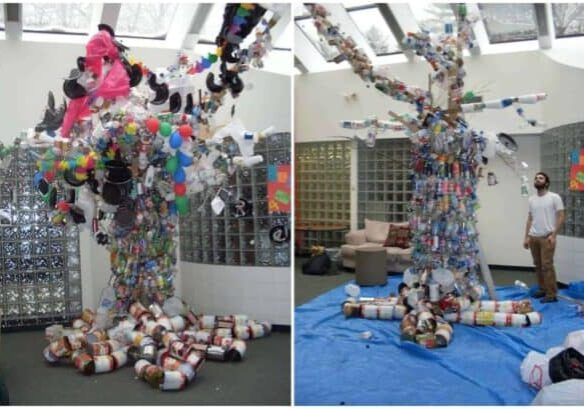 recyclart.org-recycled-art-tree