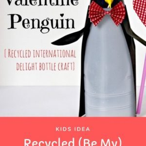 Recycled (Be My) Valentine Craft