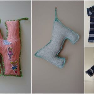 recycled-textile-letters