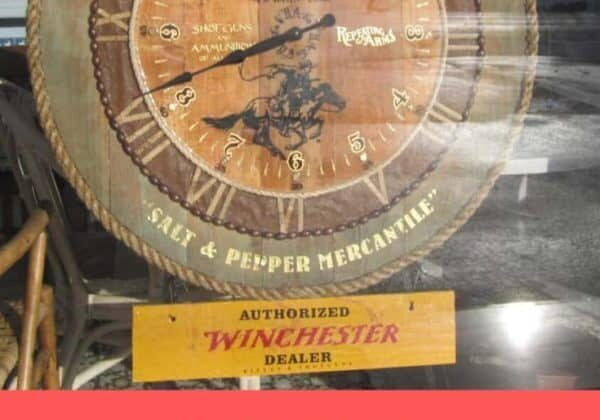 The S&P Winchester Clock