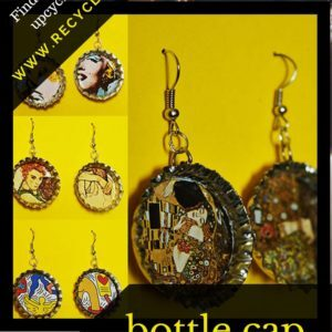 recyclart.org-toast-these-stunning-collage-art-bottle-cap-earrings-04