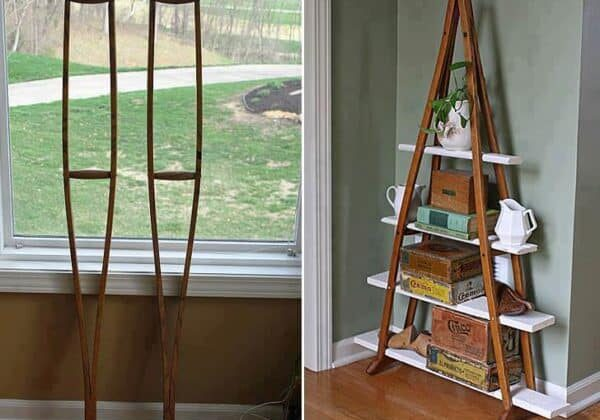 diy-wood-crutches-shelf