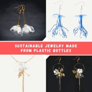 Sustainable Jewelry Made From Plastic Bottles