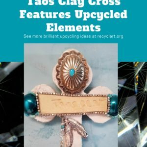 recyclart.org-upcycled-jewelry-becomes-cross-wall-art-02