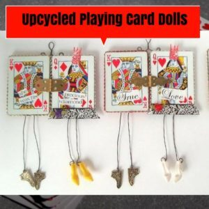 recyclart.org-upcycled-playing-card-dolls-make-great-gifts-01