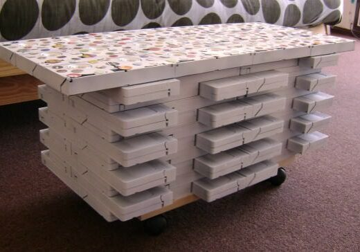 Recyclart-VCR-coffe-table1