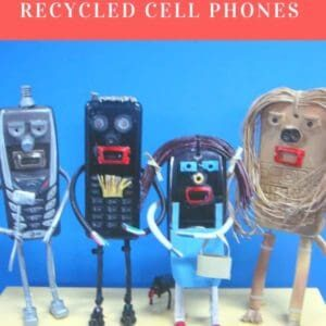 recyclart.org-wizard-of-oz-sculptures-from-recycled-cell-phones-02