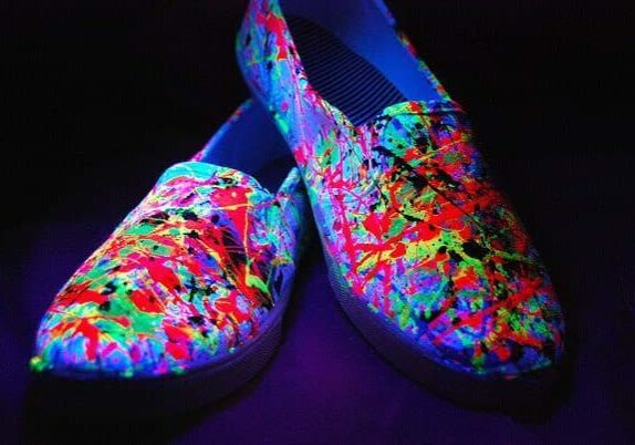 space-shoes